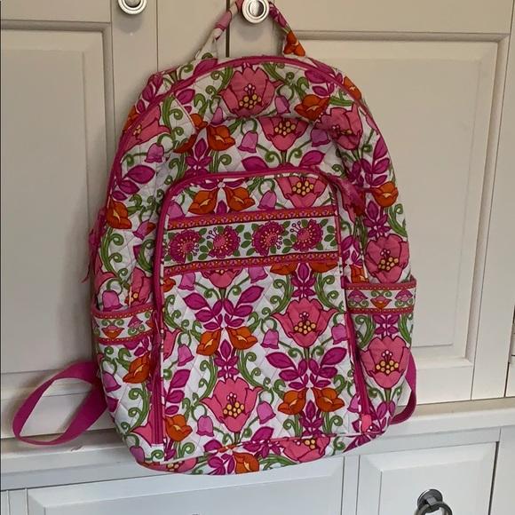 Vera Bradley Lilly Bell backpack